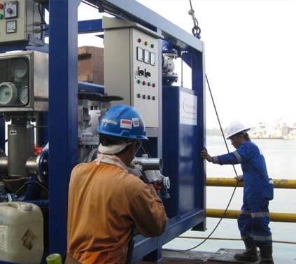 Oil Flushing Spanchem
